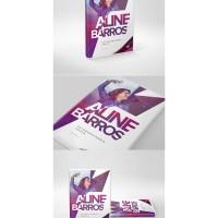 Por trás da missão: capa CD/DVD Aline Barros
