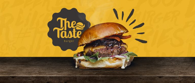 Identidade Visual – Case The Taste