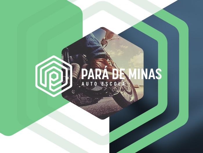Site Autoescola Pará de Minas