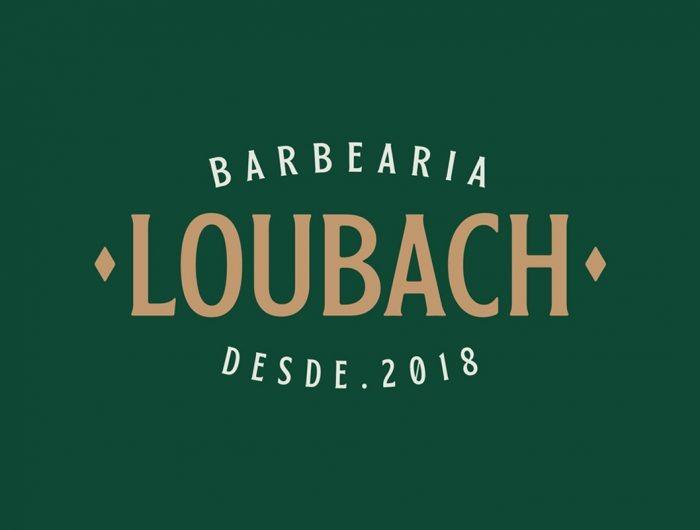 Logo Loubach Barbearia