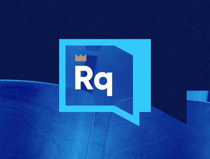 Logo Rei da Química